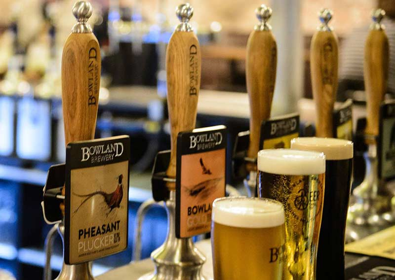 Bowland Beer