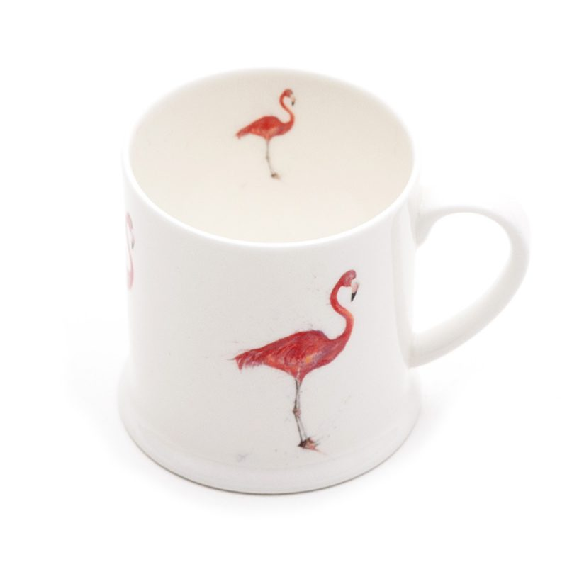 Flamingo Standing Mini Mug