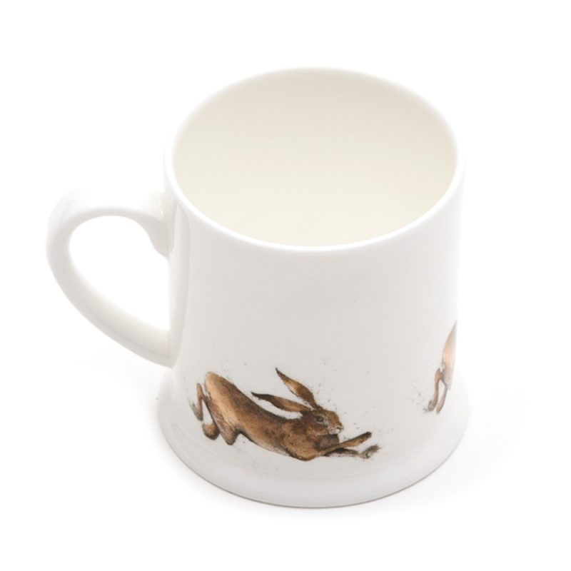 Leaping Hare Mini Mug