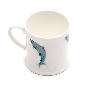 Leaping Salmon Mini Mug