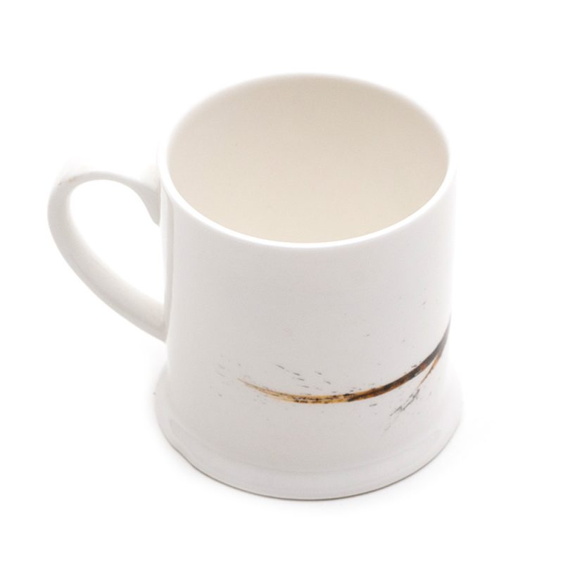 Pheasant Turning Mini Mug