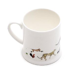 Procession Mini Mug