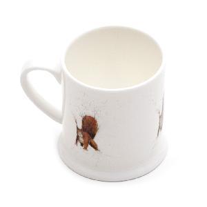 Red Squirrel Mini Mug