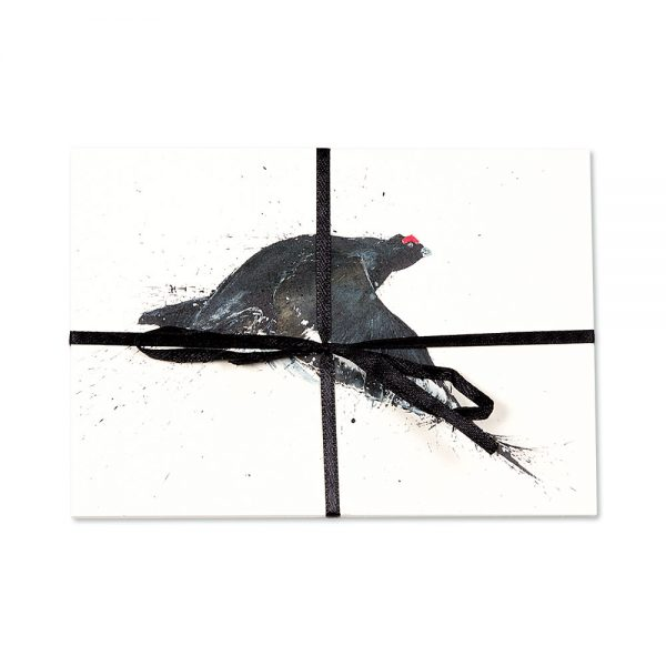 Black Grouse Post Cards | Pack Of 10