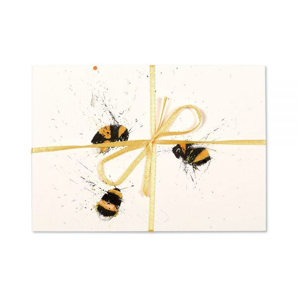 Bumble Bee Group Post Cards | Pack Of 10