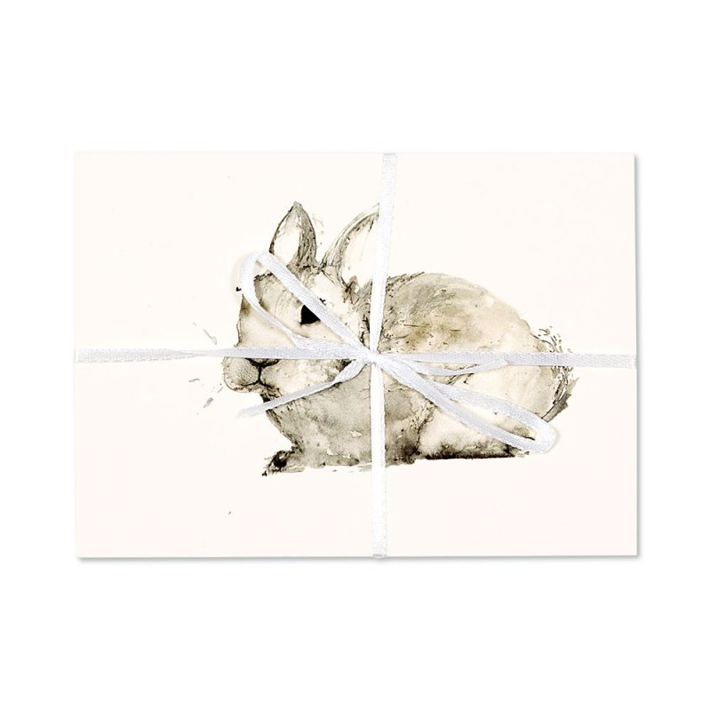 Bunny Post Cards   Pack Of 10