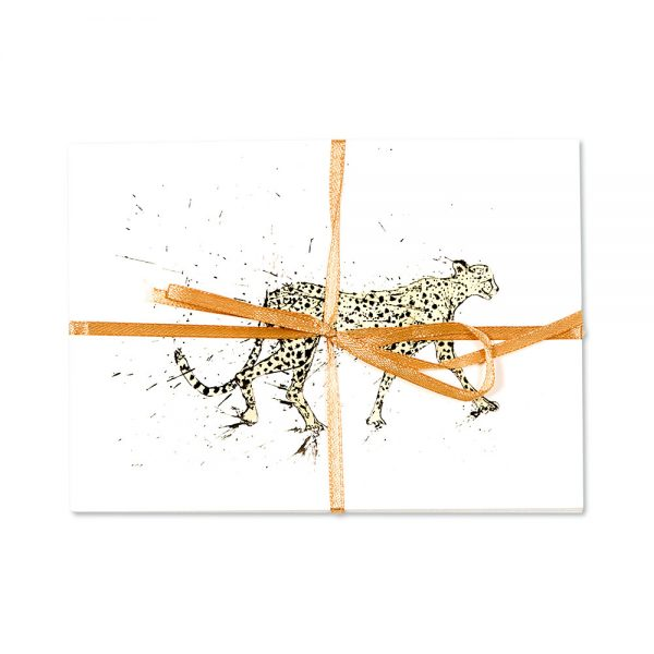 Cheetah Post Cards | Pack Of 10