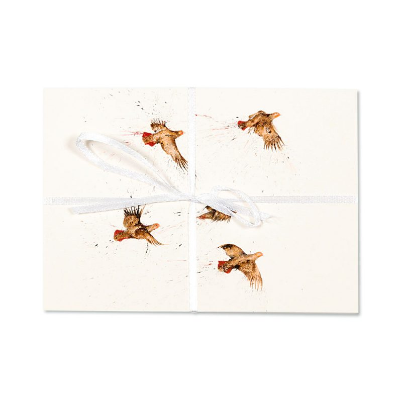 Covey Of Partridges Post Cards | Pack Of 10