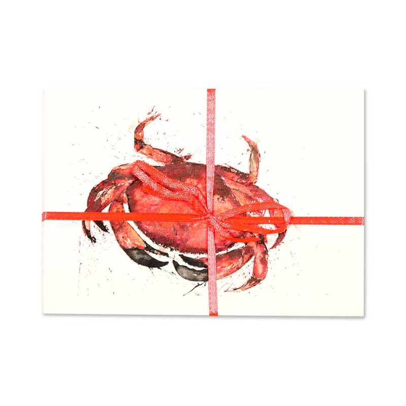 Crab Post Cards | Pack Of 10