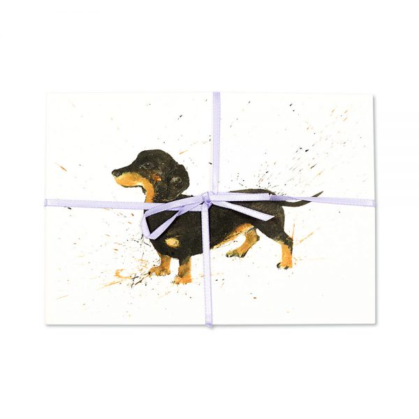 Daschund Post Cards | Pack Of 10