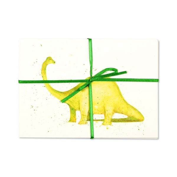 Dinosaur Post Cards | Pack Of 10
