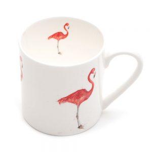 Flamingo Standing Mega Mug