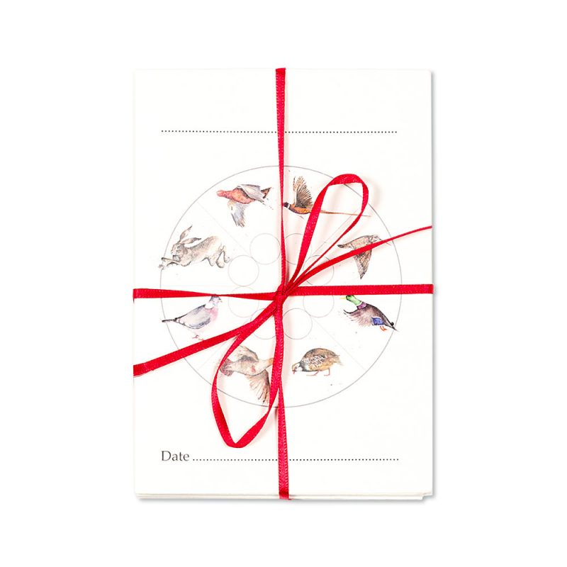 Game Birds Game Cards | Pack Of 10