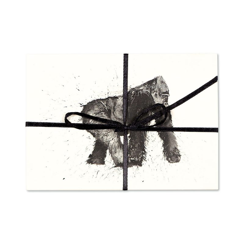 Gorilla Post Cards | Pack Of 10