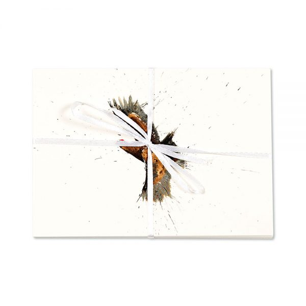 Grouse Flying Post Cards | Pack Of 10
