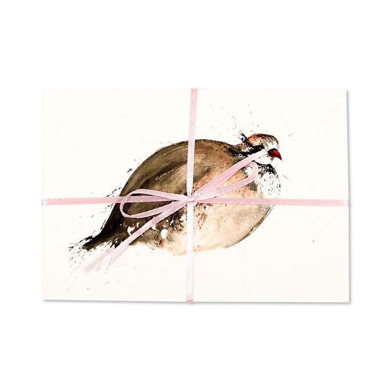 Grouse Post Cards   Pack Of 10