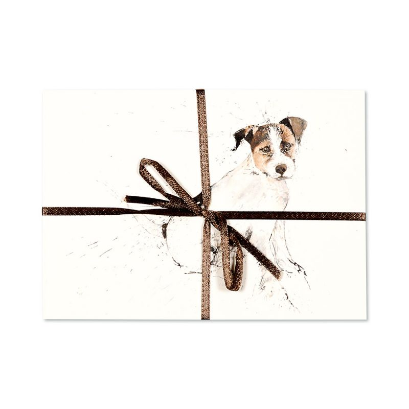 Jack Russell Post Cards   Pack Of 10