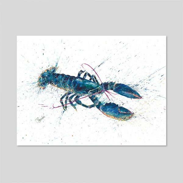 Lobster Limited Edition A3 Print