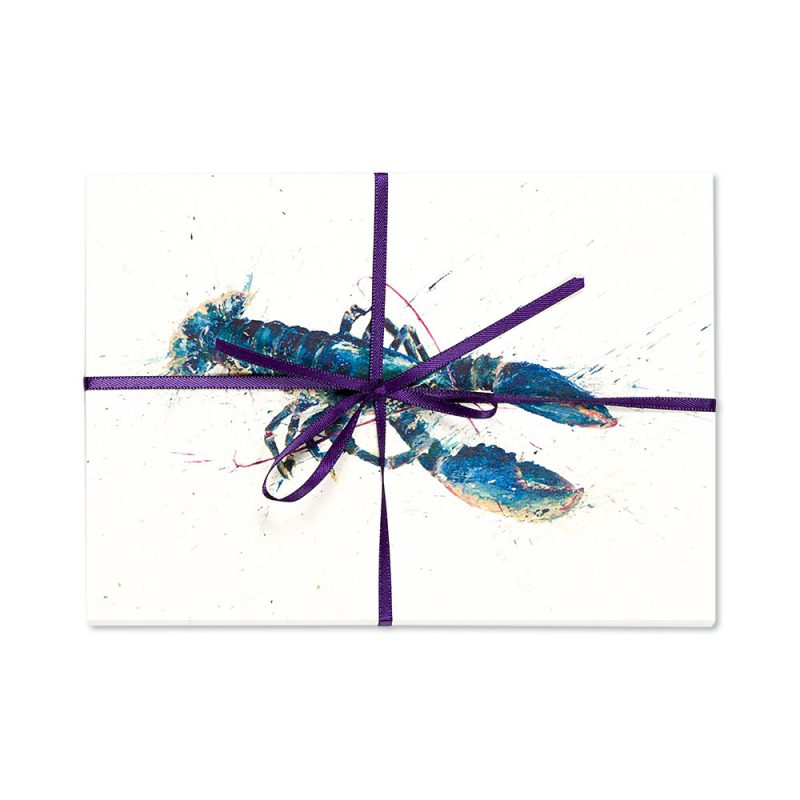 Lobster Post Cards   Pack Of 10