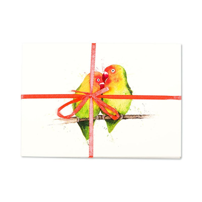 Love Birds Post Cards | Pack Of 10