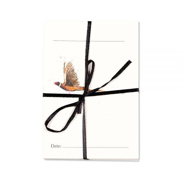 Pheasant Flying Game Cards | Pack Of 10