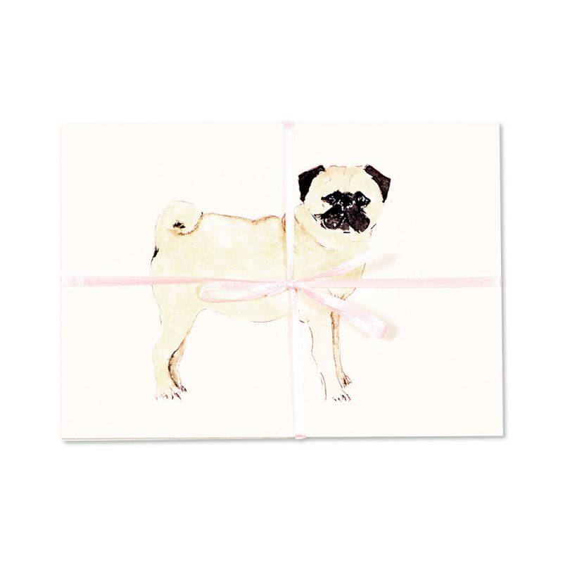 Pug Post Cards | Pack Of 10