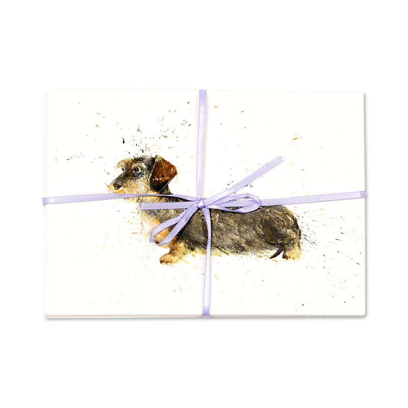 Sausage Terrier Post Cards | Pack Of 10
