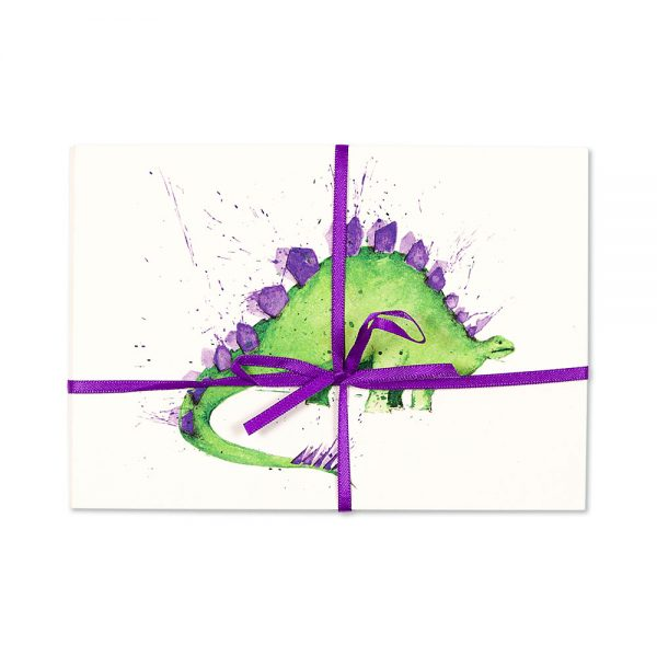 Steggy Dino Post Cards | Pack Of 10