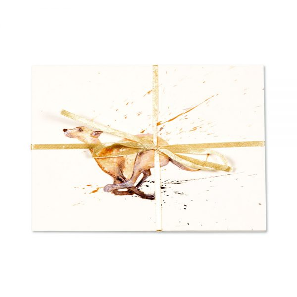 Whippet Post Cards | Pack Of 10