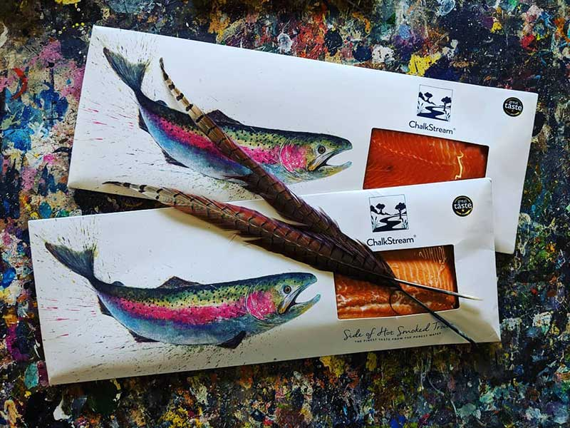 Trout Packaging