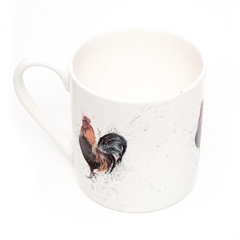 Cockerel Mega Mug
