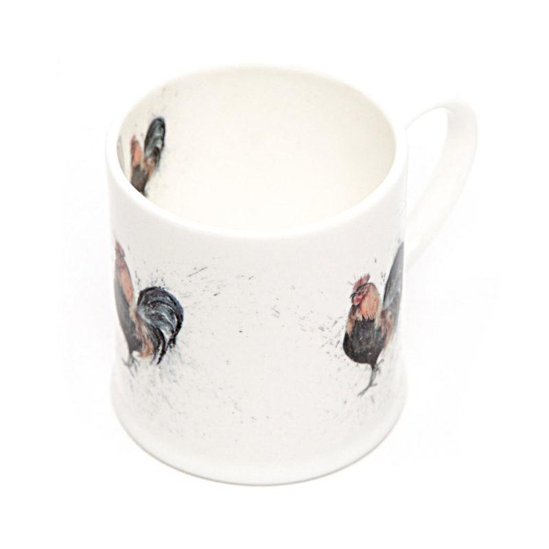 Cockerel Mini Mug