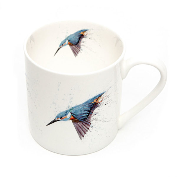 Kingfisher Mega Mug