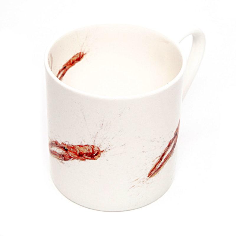 Langoustine Mega Mug