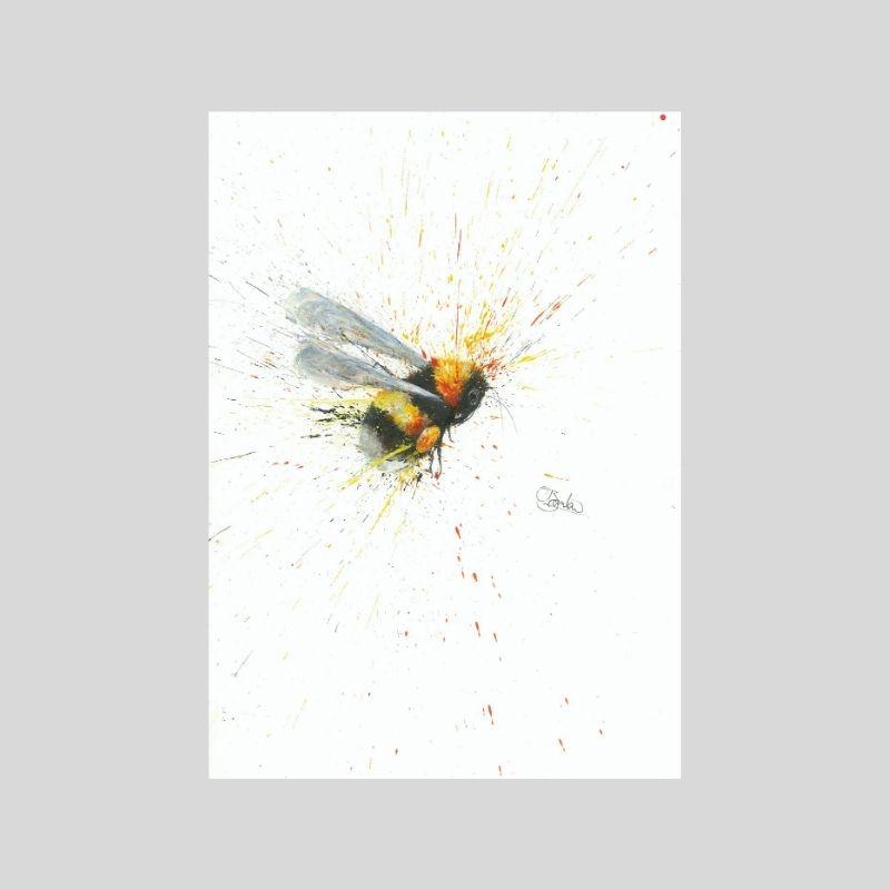 Bumble Bee pint